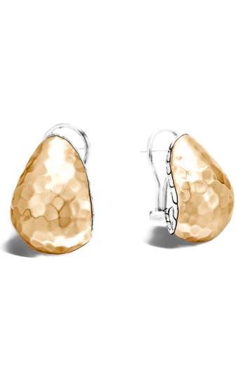 Women's John Hardy 'Classic Chain - Buddha Belly' Stud Earrings