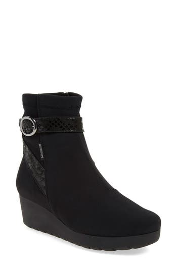 Women's Mephisto 'Tyba' Waterproof Wedge Bootie at NORDSTROM.com