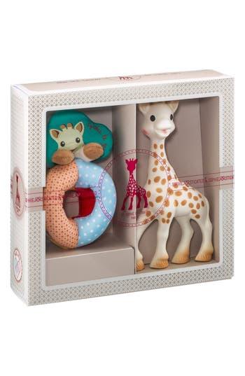 Infant Sophie La Girafe Sophiesticated Rattle  Teething Toy