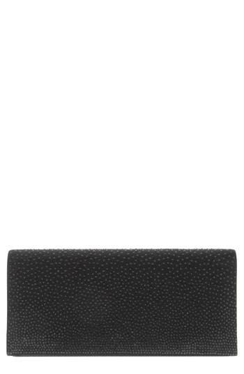 Nina 'Hot Fix' Studded Clutch -