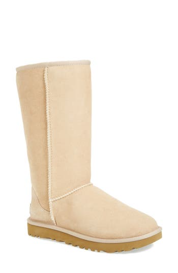 Women's Ugg 'Classic Ii' Genuine Shearling Lined Tall Boot