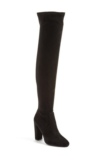 Women's Steve Madden 'Emotions' Stretch Over The Knee Boot