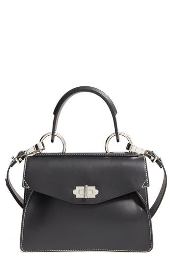 Proenza Schouler 'Small Hava' Top Handle Calfskin Leather Satchel - at NORDSTROM.com