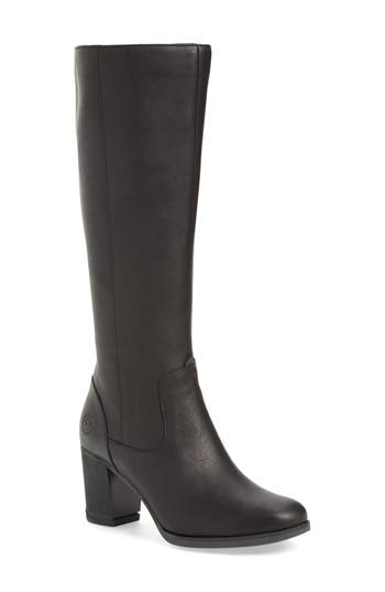 Women's Timberland 'Atlantic Heights' Knee High Boot, Size 7.5 M - Black