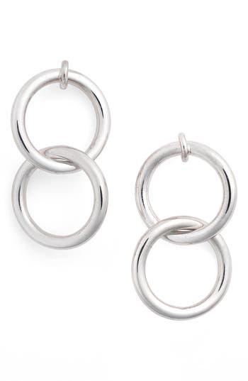 Meadowlark 'Double Halo' Drop Earrings