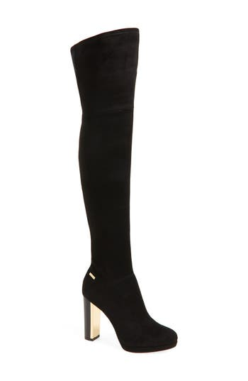 Women's Calvin Klein 'Polomia' Platform Over The Knee Boot at NORDSTROM.com