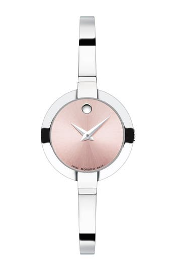 Women's Movado 'Bela' Bangle Watch, 25Mm