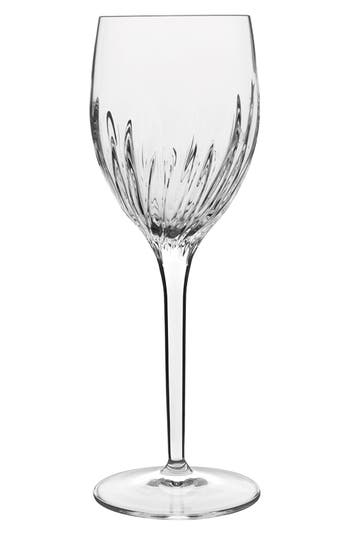 Luigi Bormioli Incanto Set Of 4 White Wine Glasses