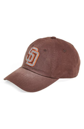 American Needle 'San Diego Padres - Luther' Ball Cap