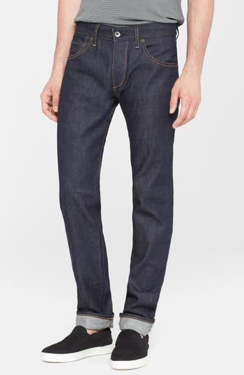 Standard Issue Fit 2 Slim Fit Raw Selvedge Jeans