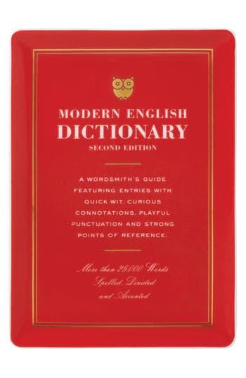Kate Spade New York Dictionary Porcelain Tray