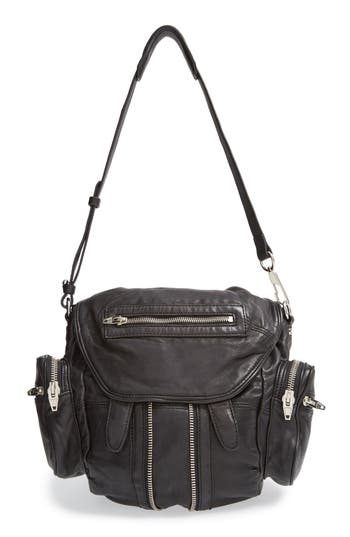 Alexander Wang 'Mini Marti' Leather Backpack - Black at NORDSTROM.com