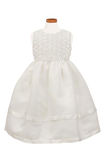 Girls Sorbet Sleeveless Organza Dress