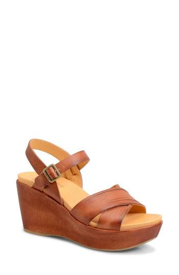 Kork-Ease Adelphi Sandal, Brown
