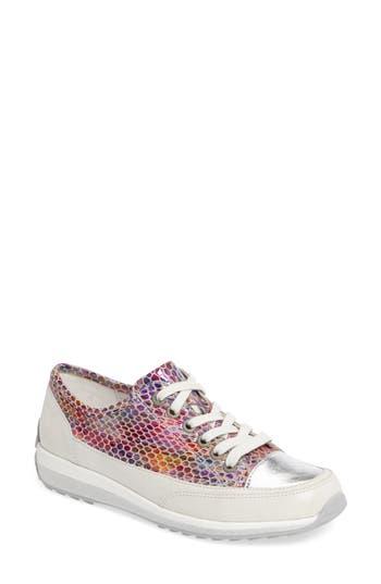 Ara Hampton Sneaker, White