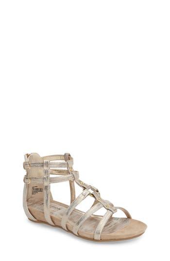 Girl's Kenneth Cole New York Lost Strike Gladiator Sandal