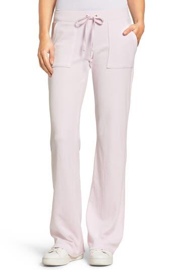 Del Rey Velour Track Pants