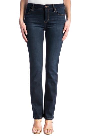 Petite Women's Liverpool Jeans Co. Sadie Stretch Straight Leg Jeans