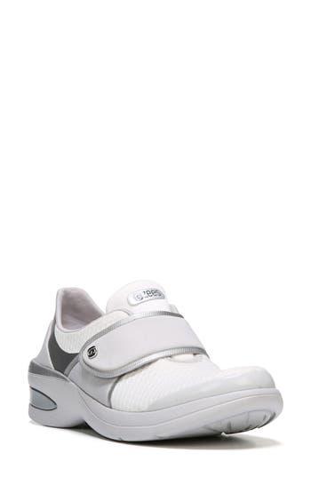 Bzees Roxy Slip-On, White