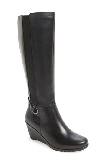 Blondo Lexie Waterproof Knee High Boot, Black