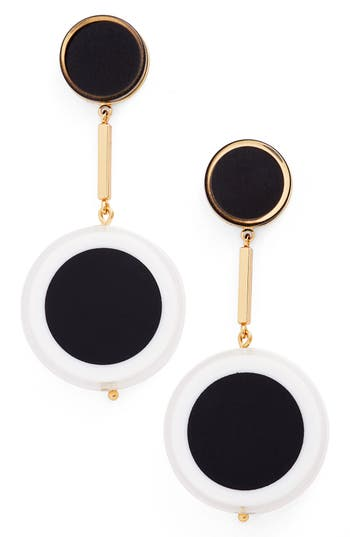 Women's Kate Spade New York Connect The Dots Drop Earrings