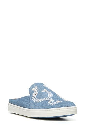 Via Spiga Rina Slide Sneaker- Blue