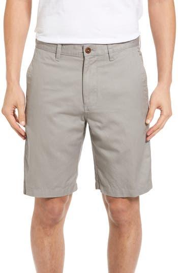 Tommy Bahama Aegean Flat Front Chino Shorts