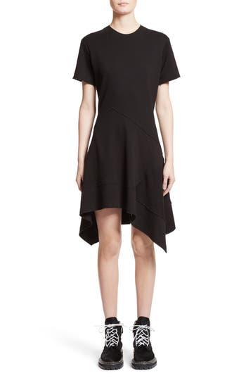 Women's Proenza Schouler Asymmetrical Fit & Flare Dress