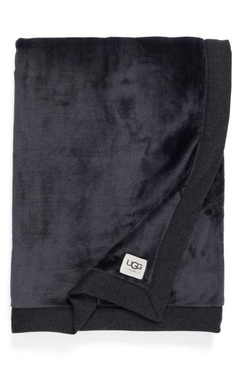 Ugg Duffield Throw, Size One Size - Black