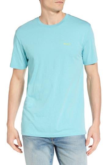 Rvca Small Rvca Chest Graphic T-Shirt