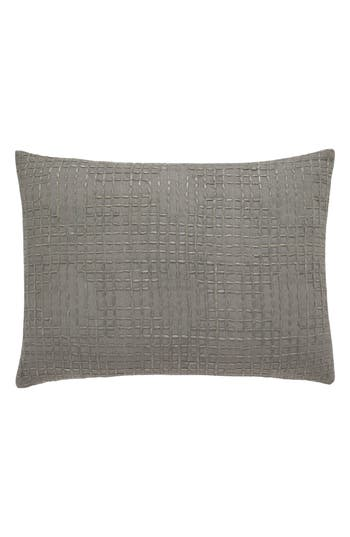 Vera Wang Lux Marble Shibori Breakfast Accent Pillow, Size One Size - Beige
