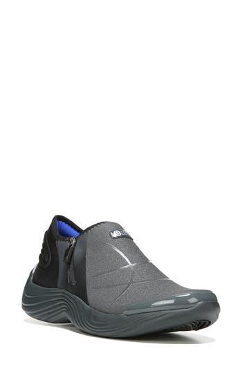 Bzees Trilogy Slip-On Sneaker, Grey