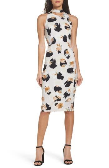 Cooper St Lovers Liaison Dress, Beige