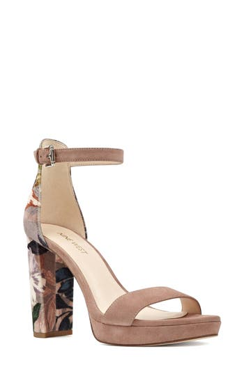 Women's Nine West Dempsey Platform Sandal