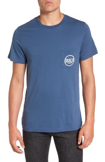 Rvca Strike Graphic T-Shirt