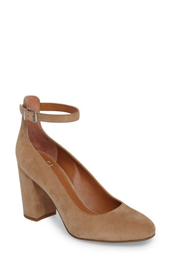 Women's Sarto By Franco Sarto Abbington Ankle Strap Pump