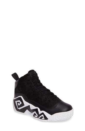 Boys Fila Mb Mesh Sneaker