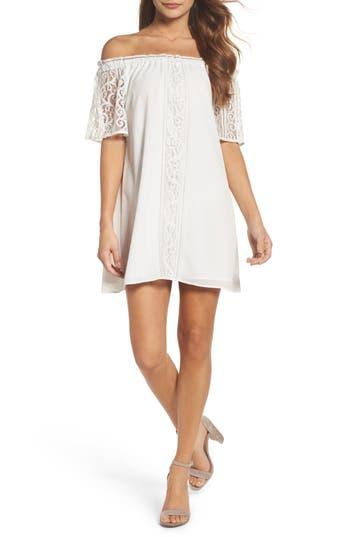 Bb Dakota Cece Minidress, White