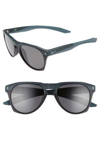 Nike Essential Navigator 5m Sunglasses - Matte Seaweed / Black
