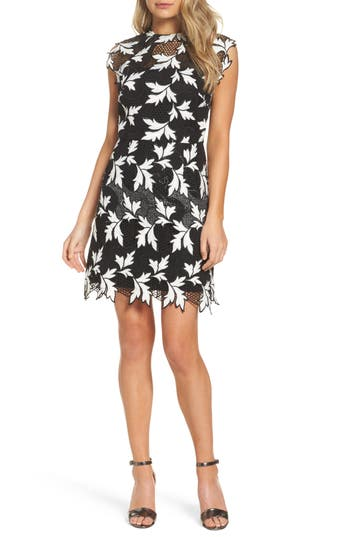 Cooper St Mount Ena Lace Dress, Black