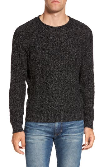 Nordstrom Shop Fisherman Sweater