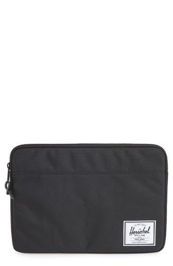 Herschel Supply Co. Anchor Laptop Sleeve - Black