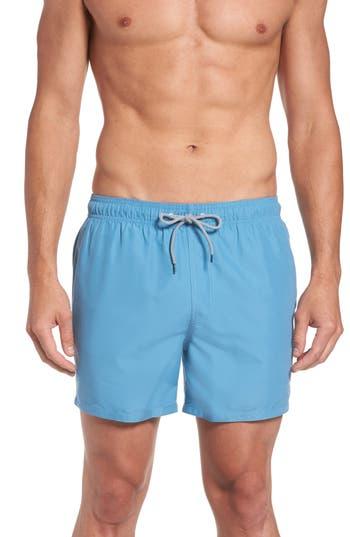 Ted Baker London Swim Shorts, Blue