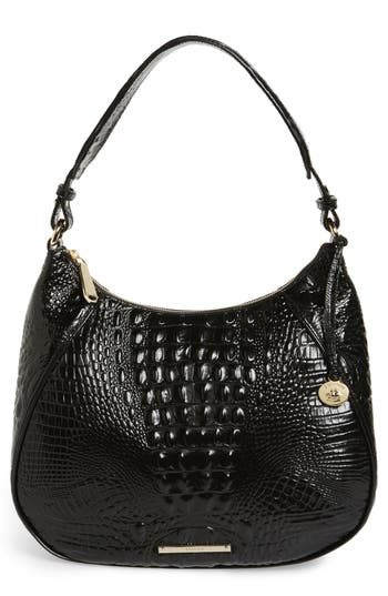 Brahmin Melbourne Amira Shoulder Bag - Black