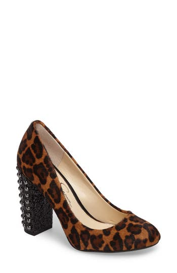 Women's Jessica Simpson Bainer Block Heel Pump