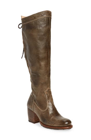 Bed Stu Fortune Knee High Boot, Brown