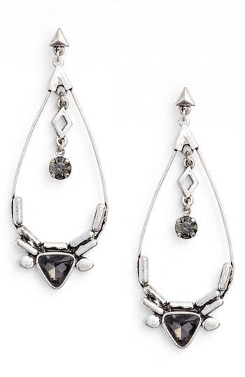 Women's Treasure & Bond Triangle Stone Drop Earrings