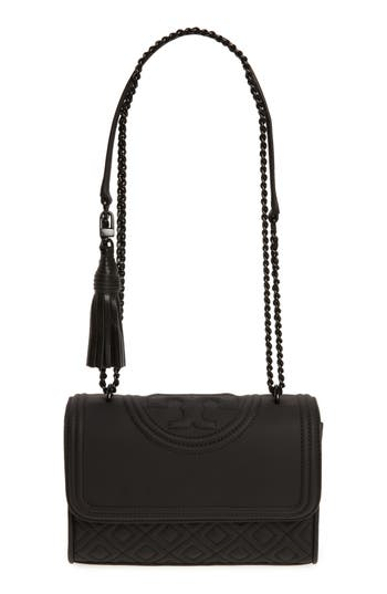 Tory Burch Small Fleming Quilted Shoulder Bag -