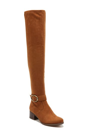 Naturalizer Dalyn Over The Knee Boot, Brown