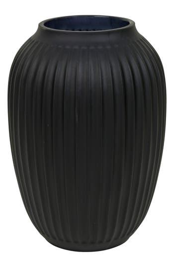 Eightmood Visby Vase, Black